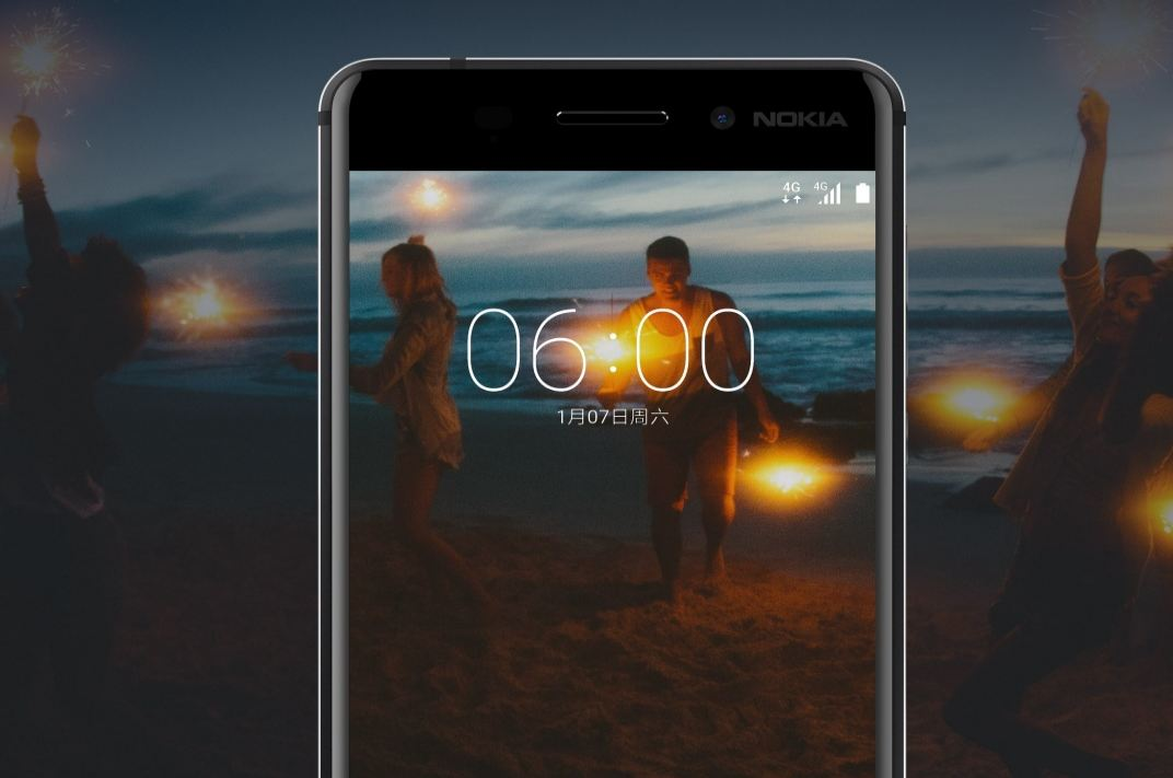Nokia 6 sold out in one minute