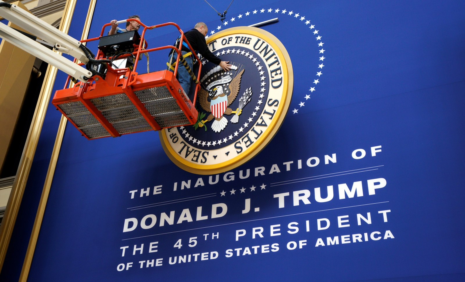 USA-TRUMP/INAUGURATION