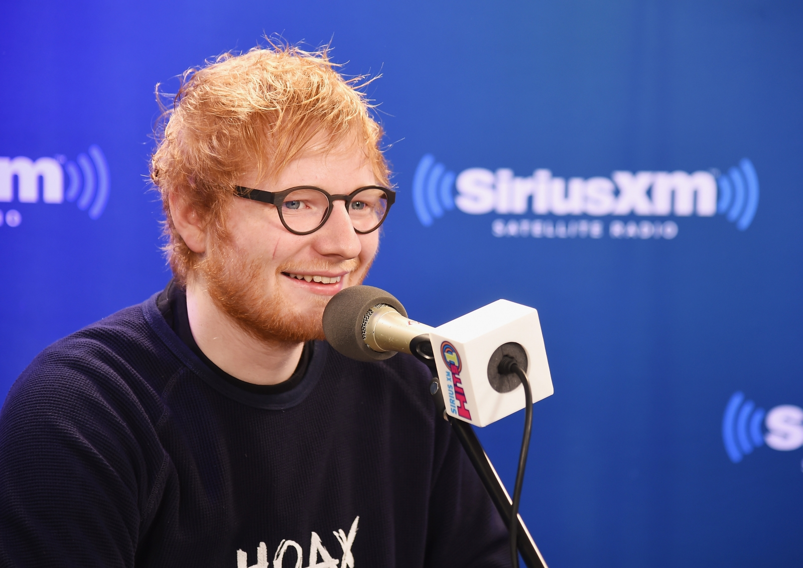 Ed Sheeran confesses to whacking Justin Bieber in the face with a golf club
