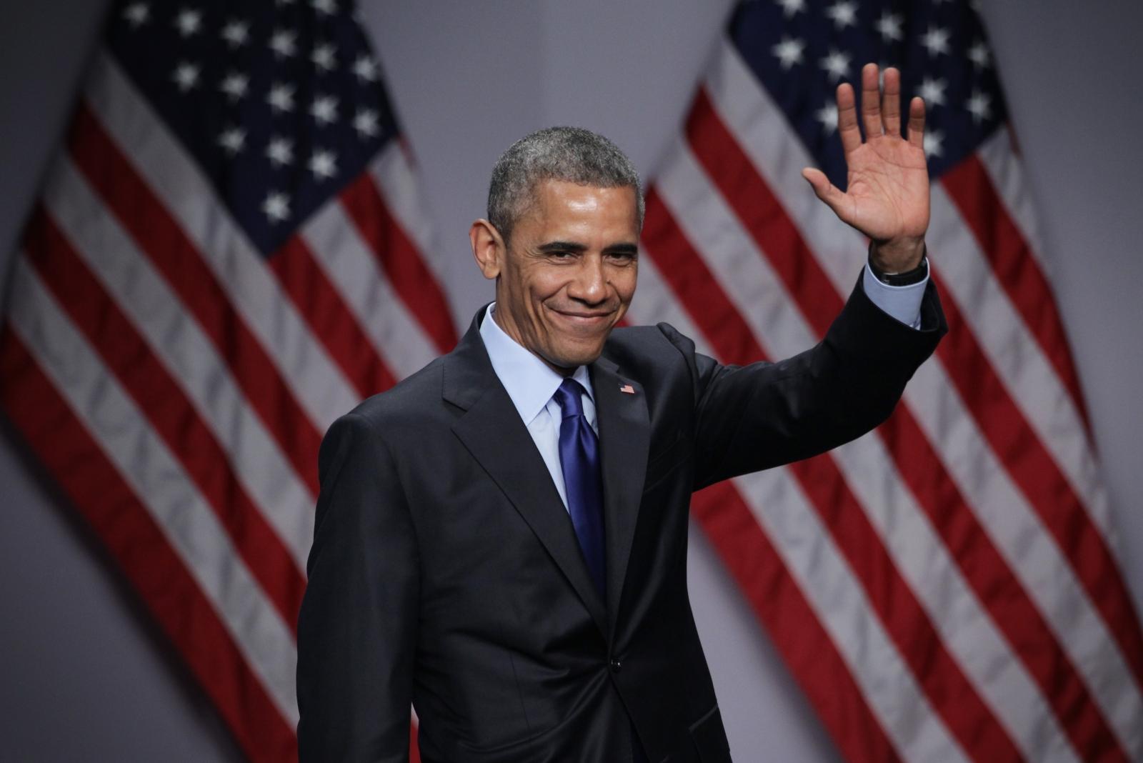 Brasilianischer nackter Barack Obama