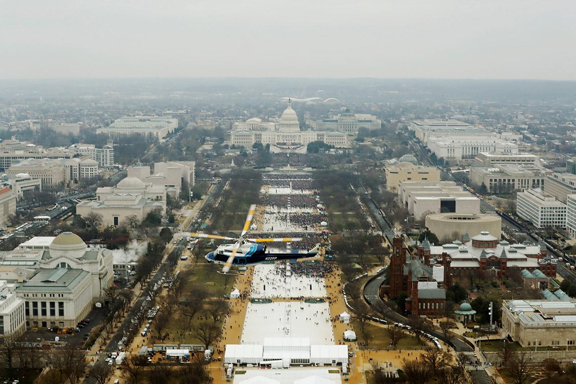 Donald Trump inauguration