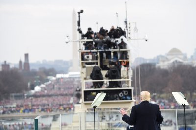 Donald Trump inauguration