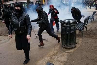 Donald Trump inauguration protests
