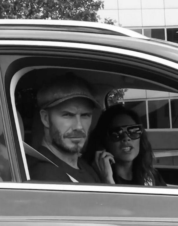 Brooklyn Beckham shares video of parents