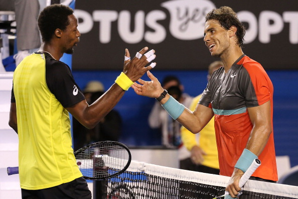 Rafael Nadal through to quarters as Australian Open round for wraps up