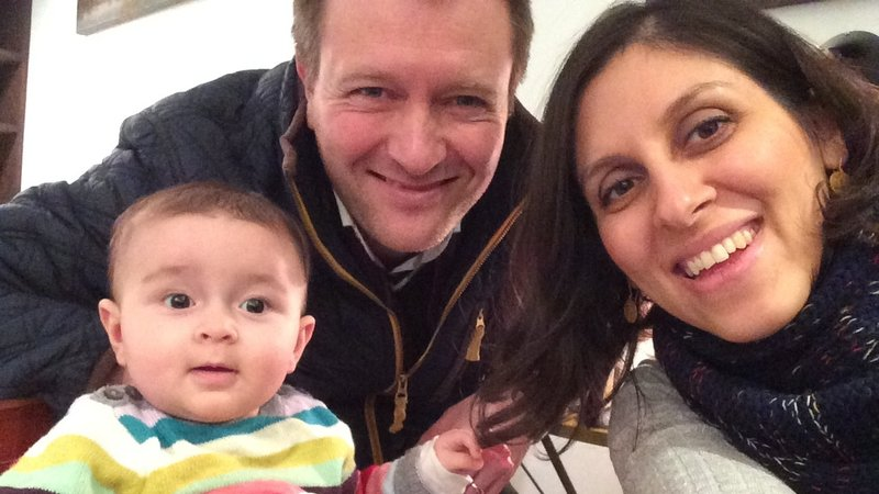 Nazanin Zaghari-Ratcliffe has five-year prison sentence upheld