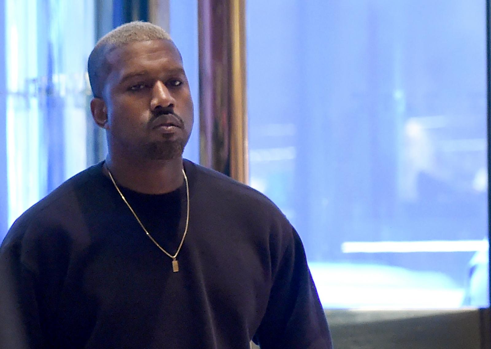 Kanye West Has Big Plans for 2017