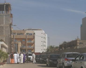 Gambian expats in Dakar