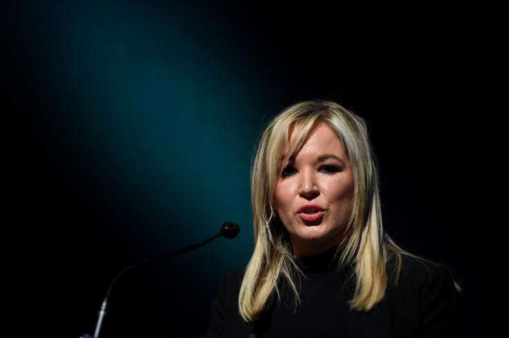 Sinn Fein's Michelle O'Neill