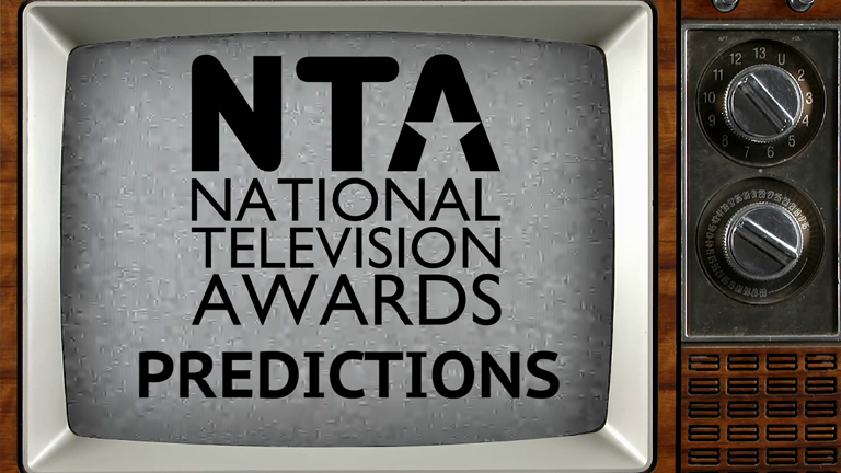 [HOLD DO NOT PUBLISH] National Television Awards 2017 Predictions