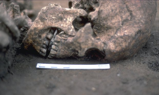 Roman Britain man found with mutilated tongue