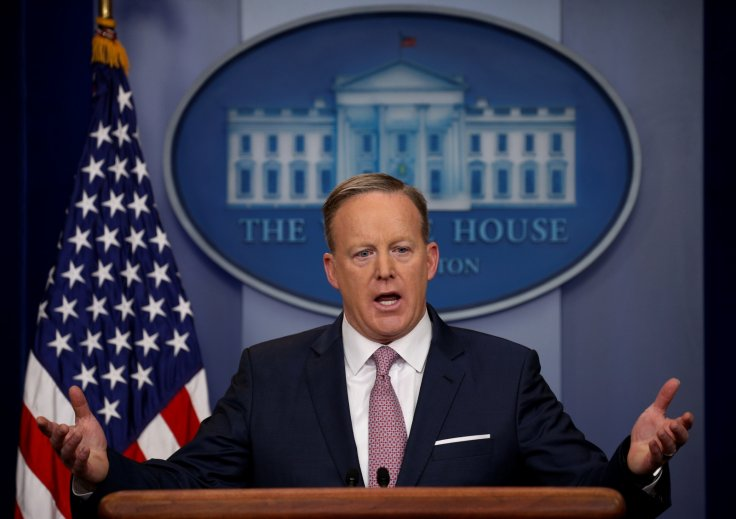 White House Press Secretary Sean Spicer: 'The Default Narrative Is Negative'