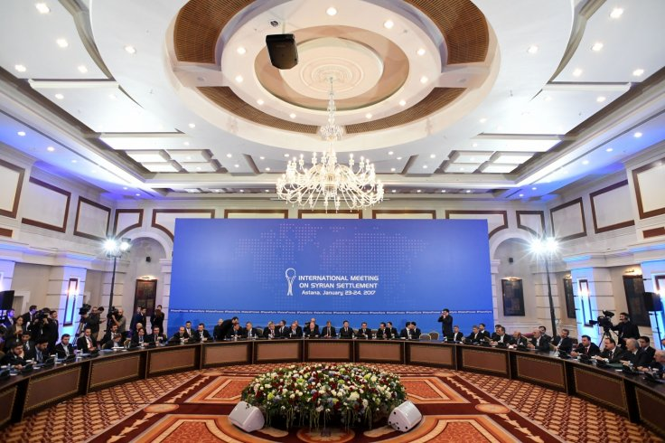 astana peace talks