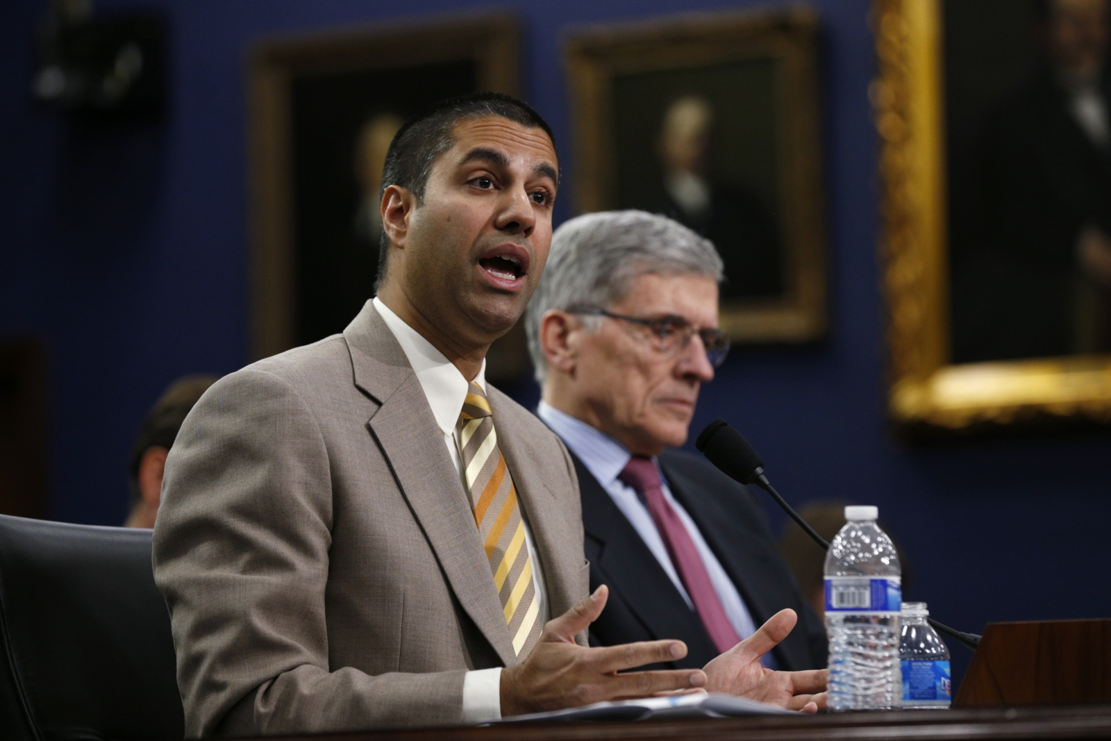 Trump's FCC chairman nominee Ajit Pai wants to end net neutrality