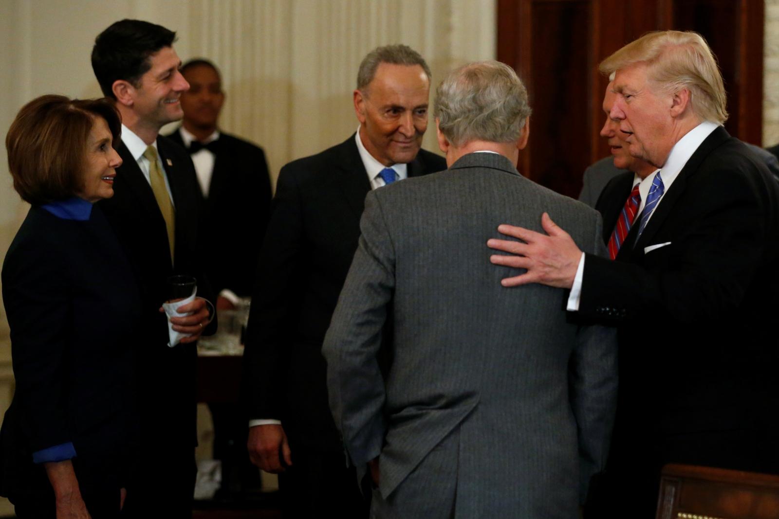 White House meeting