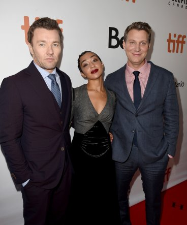 Joel Edgerton, Ruth Negga and Jeff Nichols