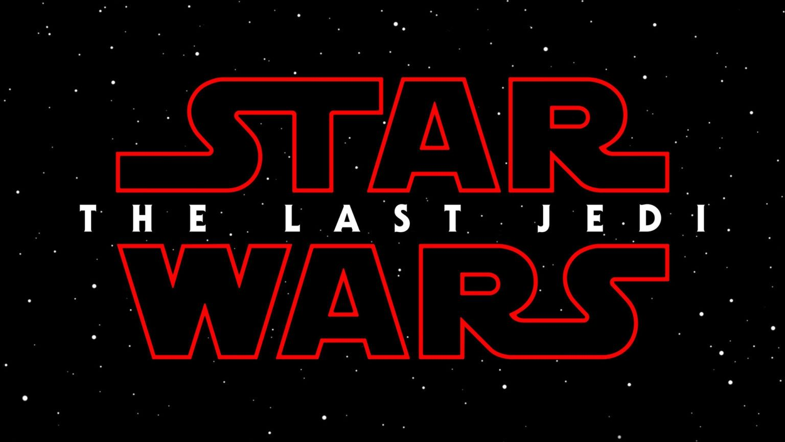 Star Wars 8 The Last Jedi