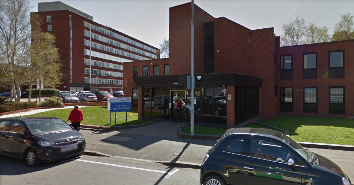 Chorlton health centre