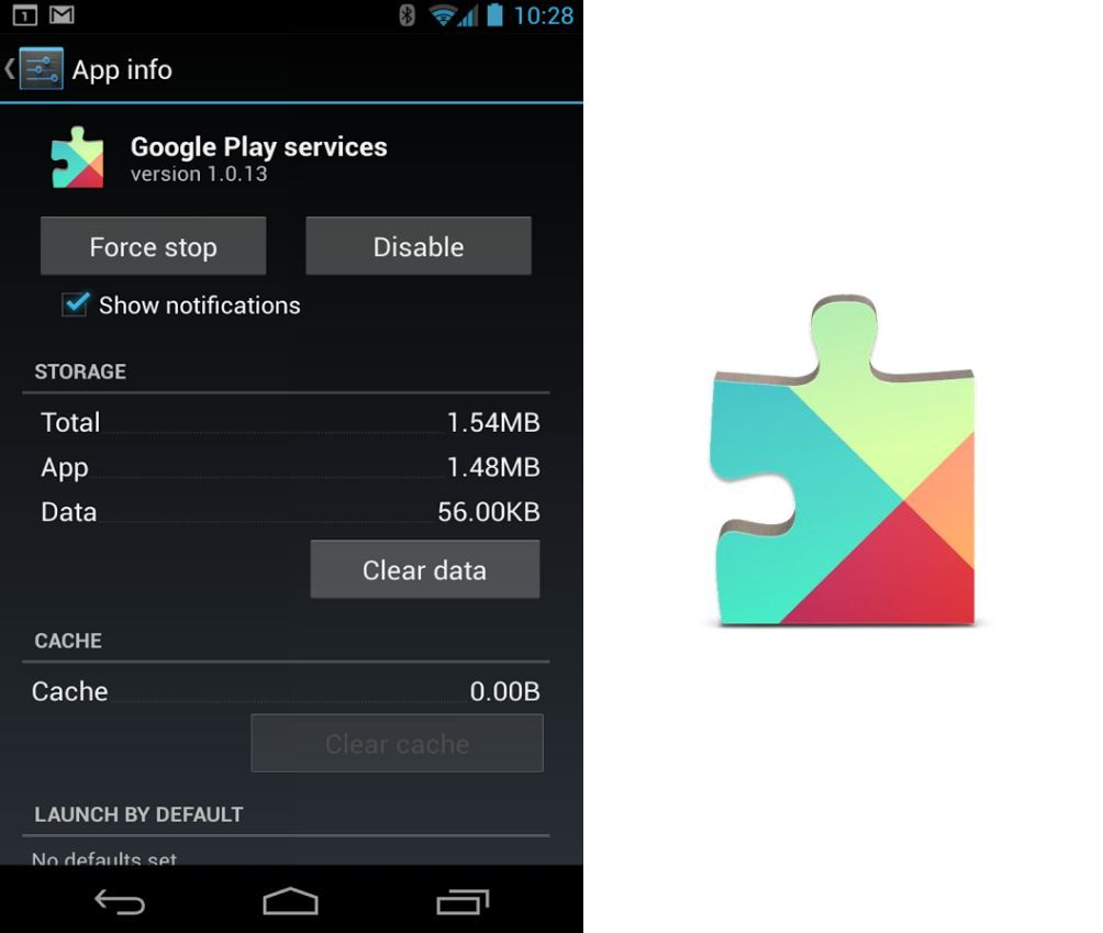 Instant Tethering in Google Play Services 10.2