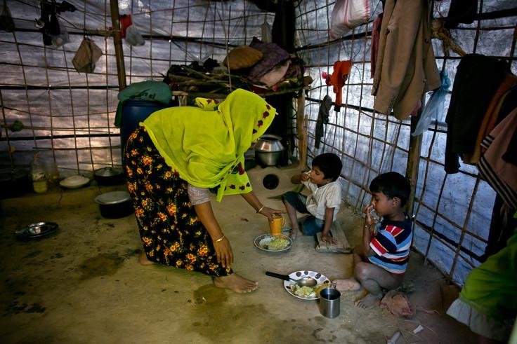 Rohingya refugee camp cox bazar Bangladesh