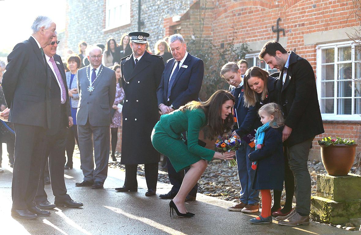 Princess Kate Answers What It's Like to Be a 'Real Princess'