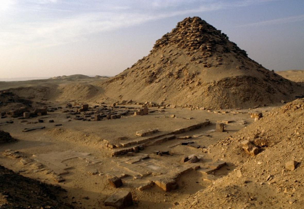 Necropolis Saqqara