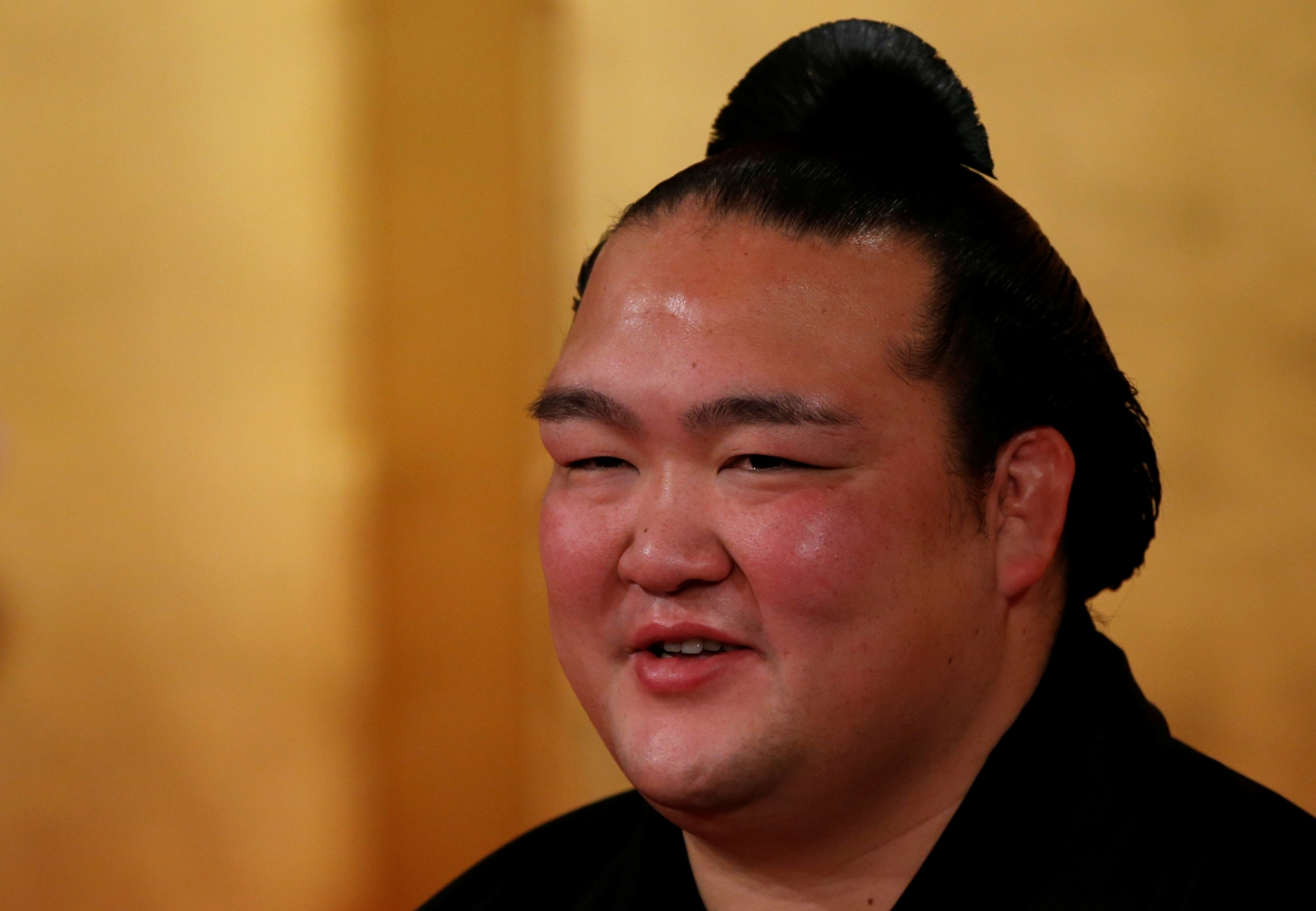 Japanese sumo wrestler Kisenosato