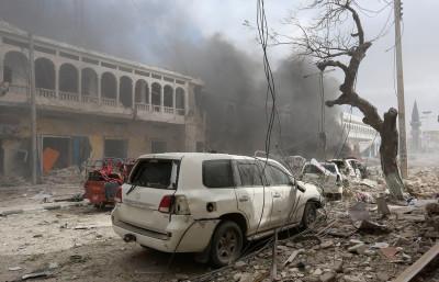 Mogadishu car bomb