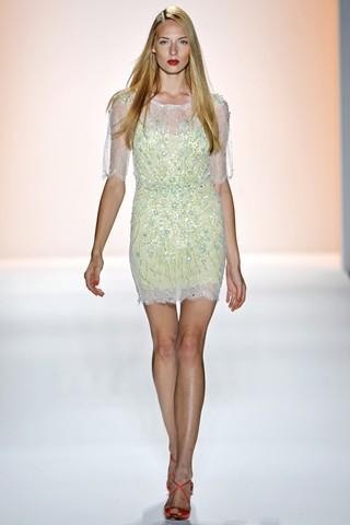 NYFW Jenny Packham Ready-To-Wear