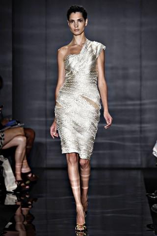 NYFW Reem Acra Ready-To-Wear