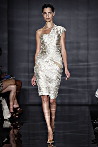 NYFW Reem Acra Ready-To-Wear