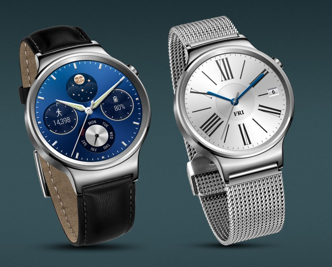 Huawei Watch 2 will offer LTE connectivity, sportier look