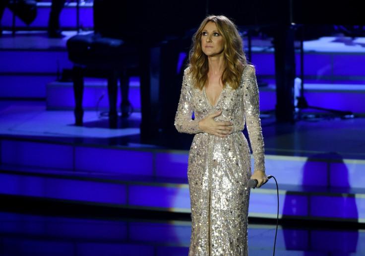 Celine Dion tour
