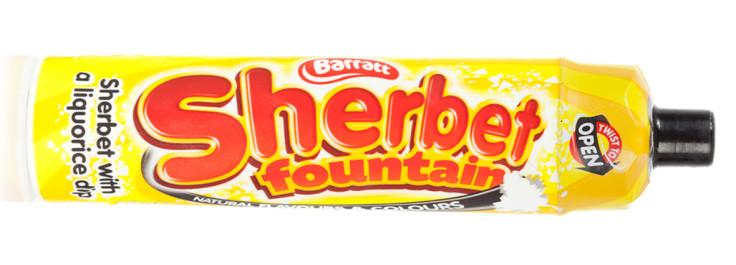 Sherbet Fountain
