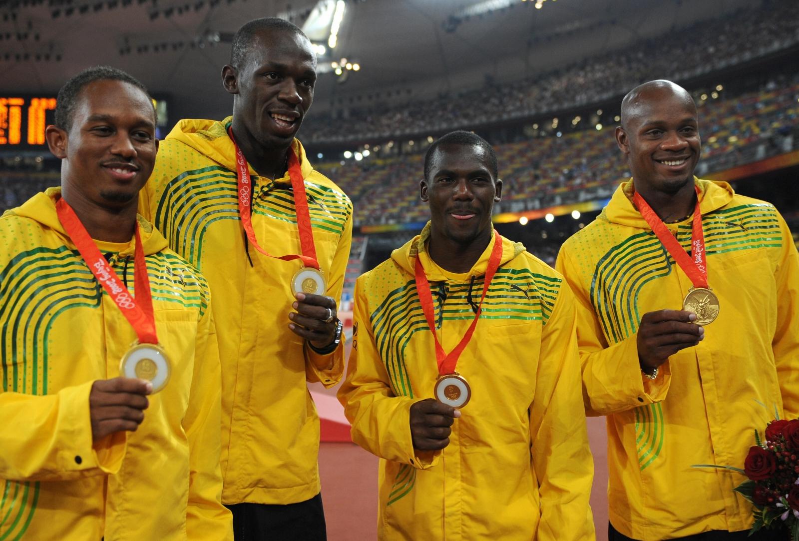 Usain Bolt considering appeal after Nesta Carter tests positive