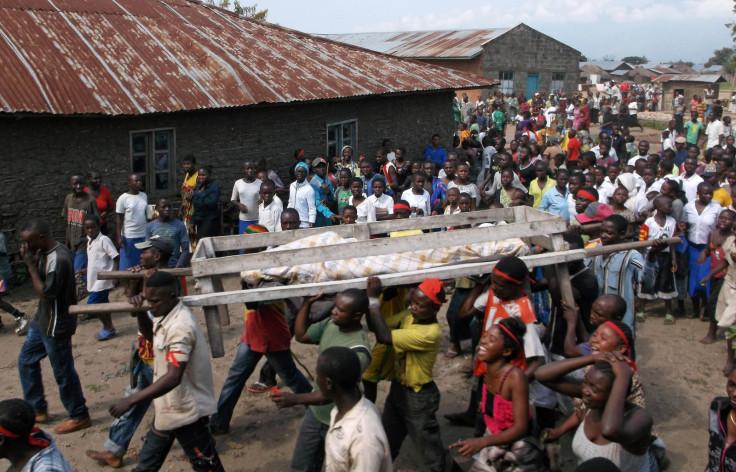 ADF attack in DRC