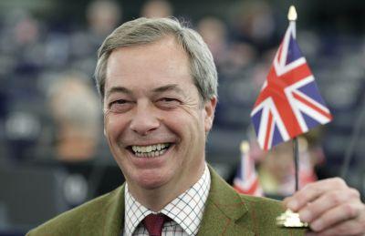 Nigel Farage Ukip Brexit 2017