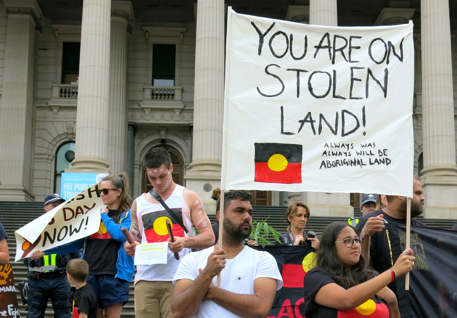 Invasion Day Australia