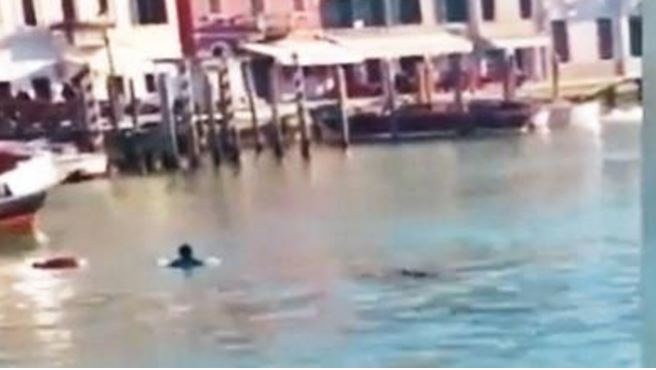 Gambian refugee drowns in Venice
