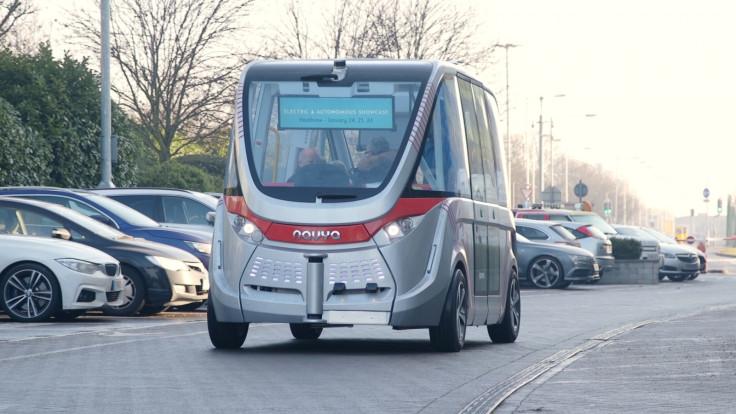 Navya Arma autonomous bus
