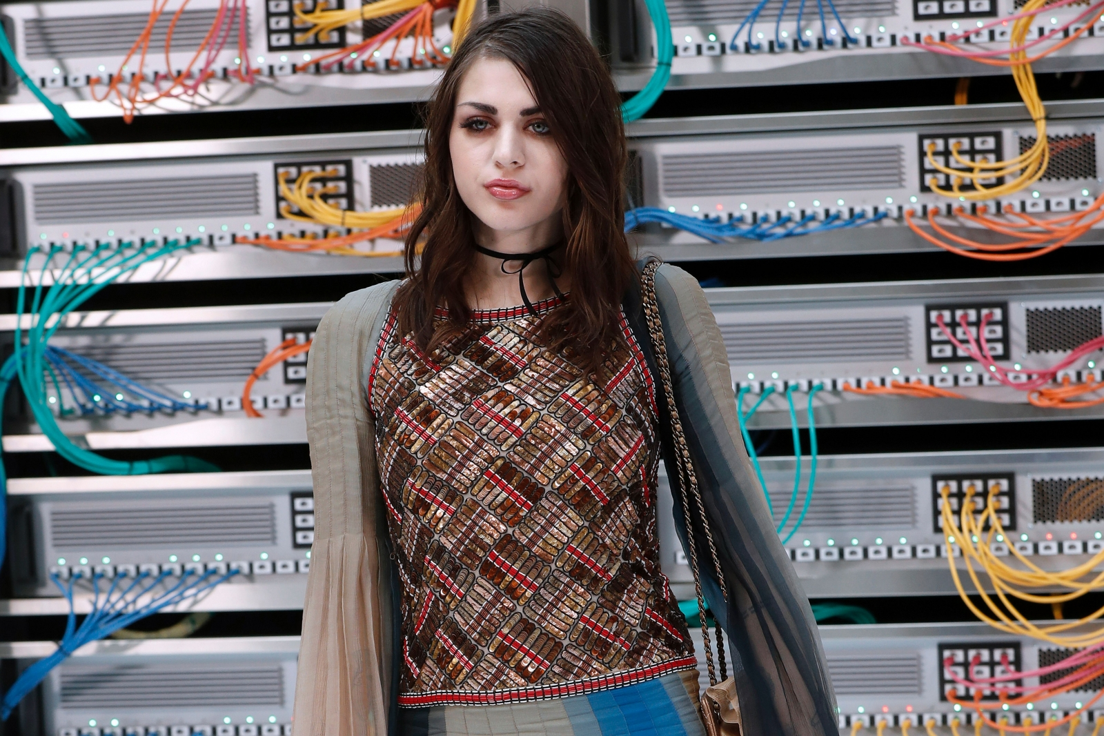 Frances Bean Cobain is the face of new Marc Jacobs campaign