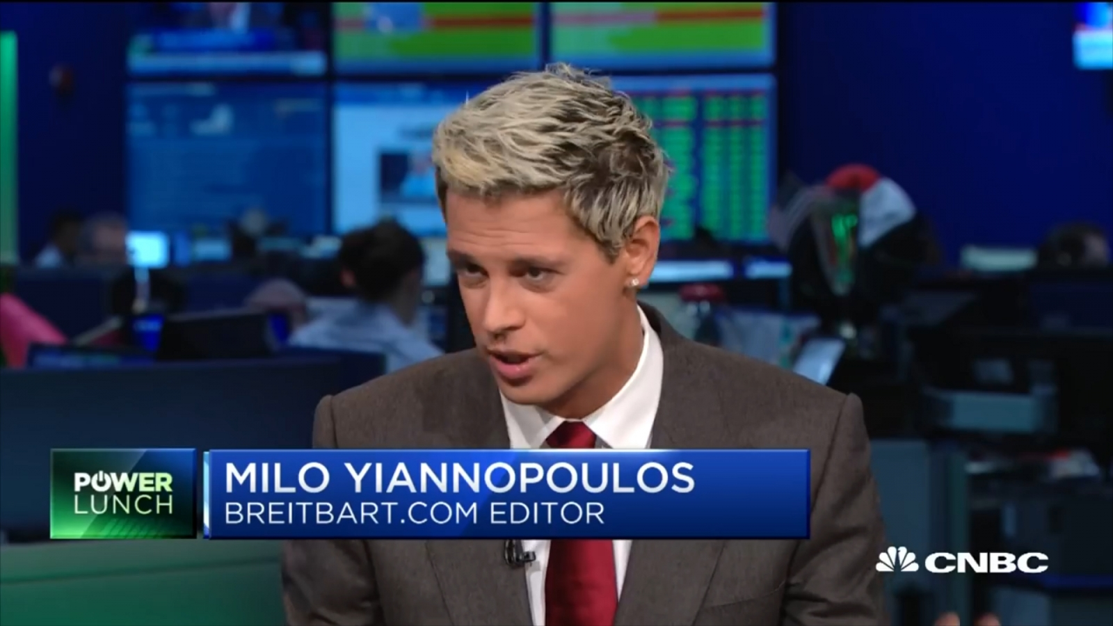 Milo Yiannopoulos Vs. Twitter, Colin Kaepernick, Media's Portrayal Of The Alt-Right