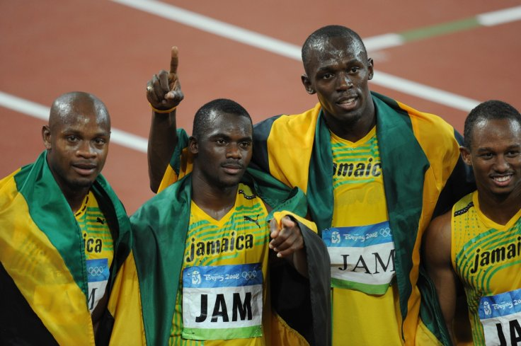 Jamaica 4x100m relay team