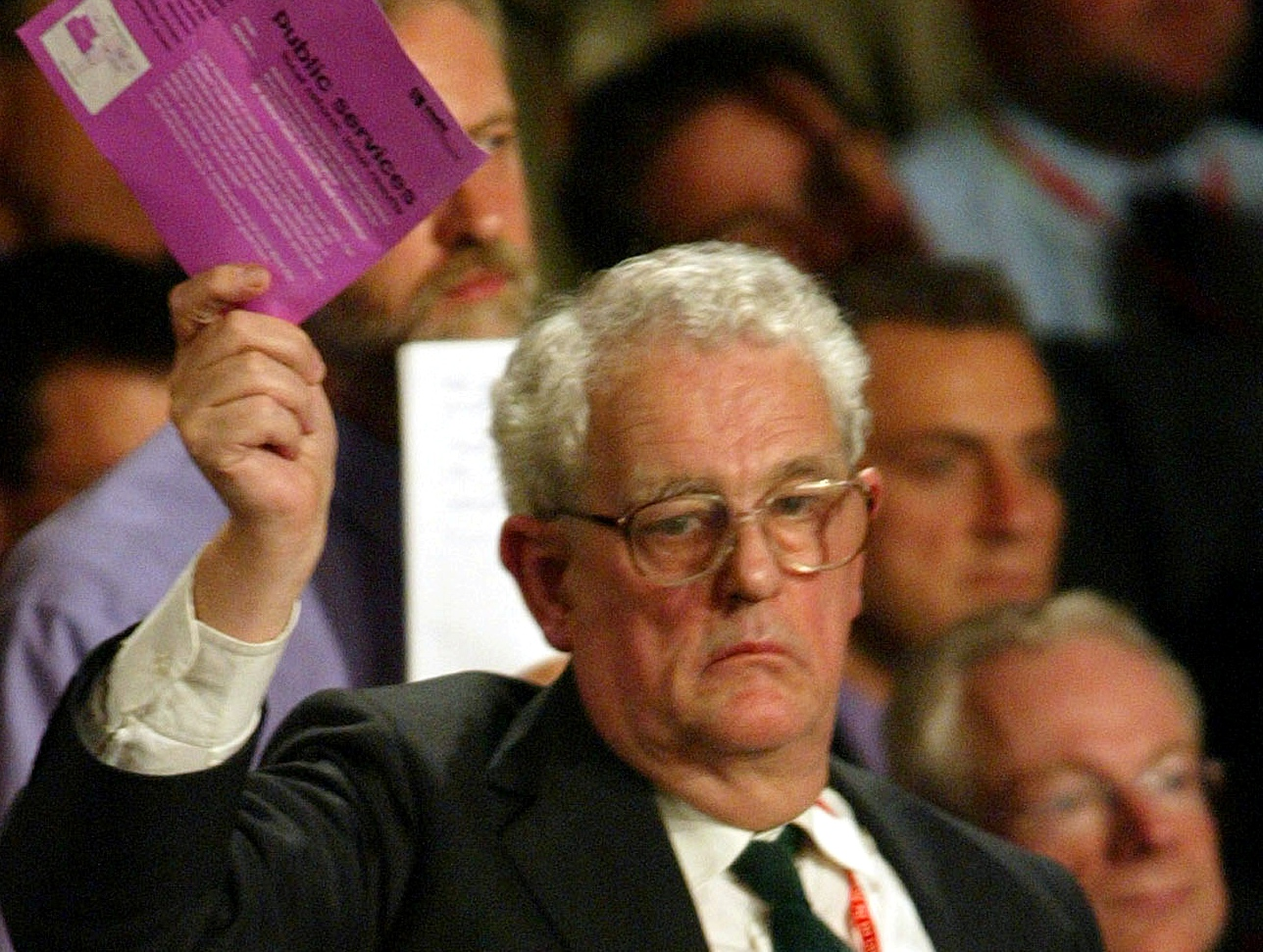 Tam Dalyell Labour MP dies 2017