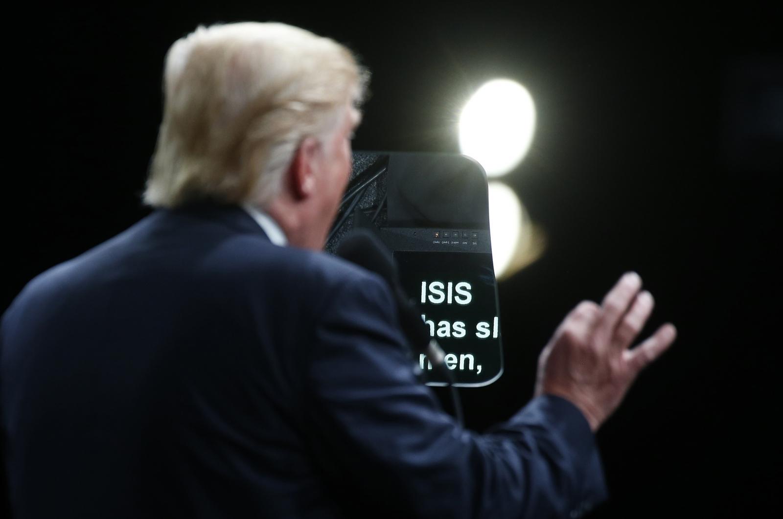 Trump on Isis