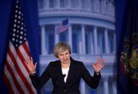 Theresa May phila