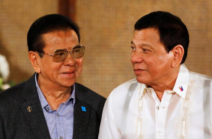 Singson and Duterte