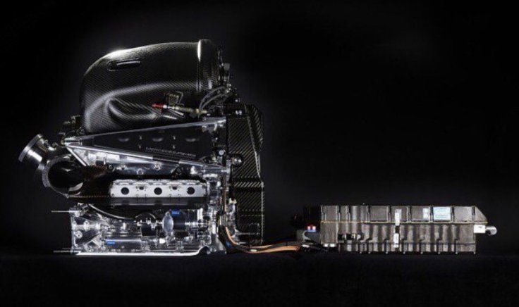 Mercedes Project One F1 engine