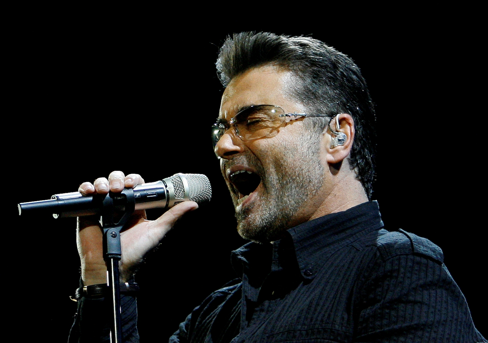 George Michael death