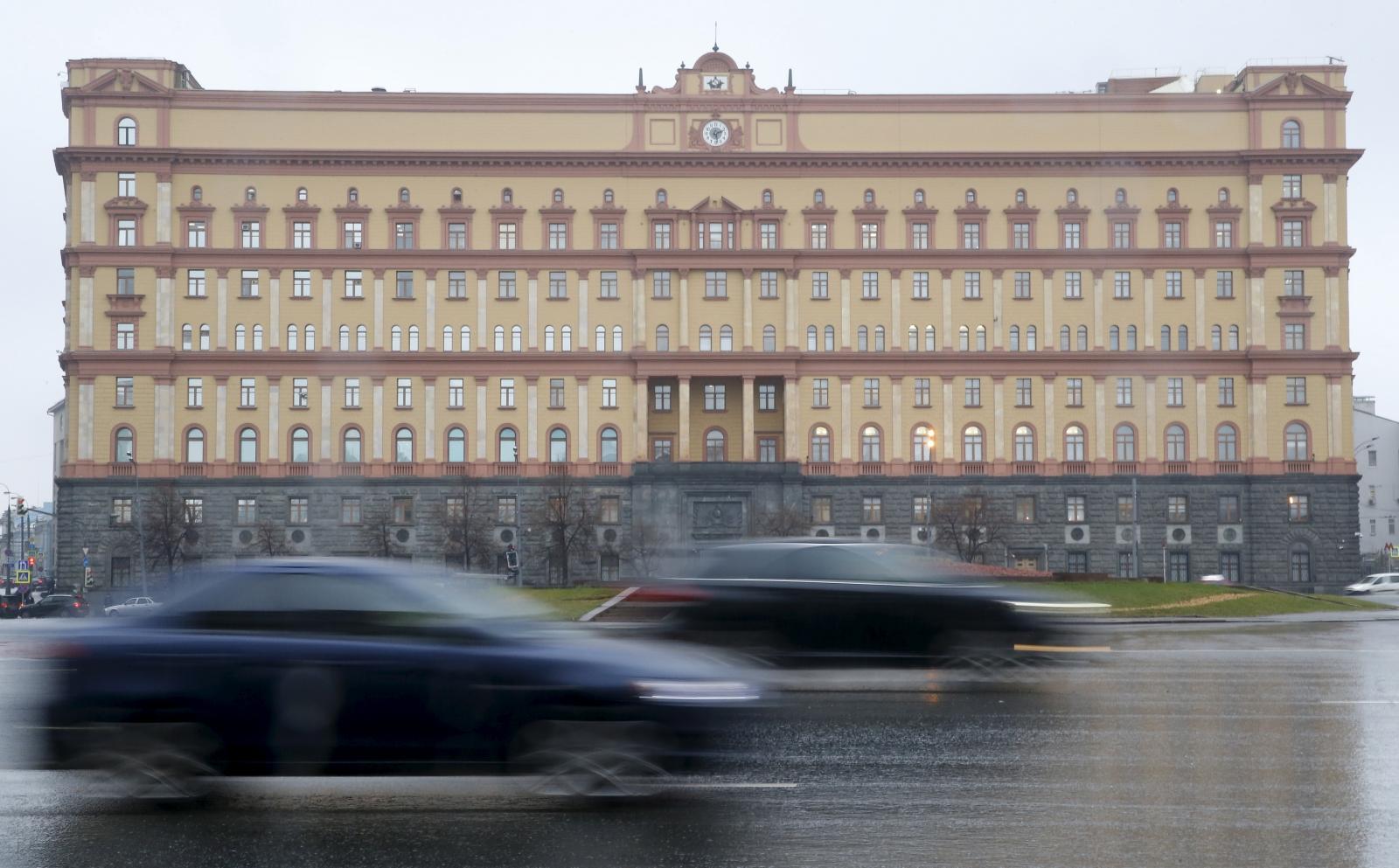 Russia FSB